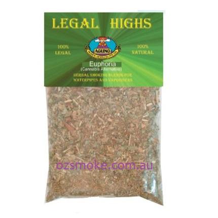 Agung Legal Highs Euphoria Mix Herbs 20g